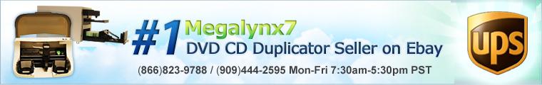 #1 CD DVD Duplicator Seller on eBay Titanium PowerSeller